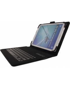 "Mobilize Premium Bluetooth Keyboard Case Universal 9-10"" Black QWERTY"