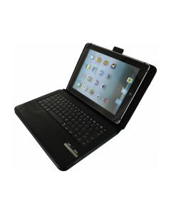 "Xccess Detachable Bluetooth Keyboard Stand Case Universal 9""/10"" Black"