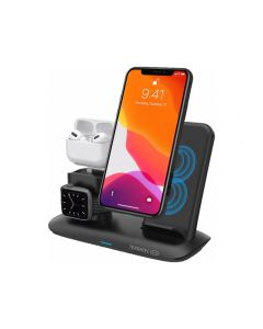 Terratec ChargeAIR All Desk Pro Wireless Charger Black