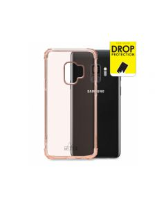 My Style Protective Flex Case for Samsung Galaxy S9 Soft Pink