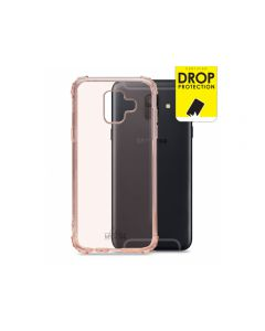 My Style Protective Flex Case for Samsung Galaxy A6 2018 Soft Pink
