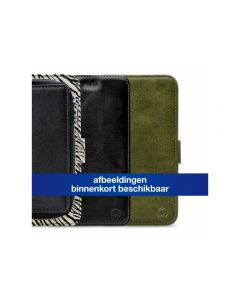 Mobilize Classic Gelly Wallet Book Case OPPO A72 Black