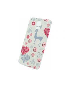 Xccess Battery Cover Samsung Galaxy S5/S5 Plus/S5 Neo Fantasy White Deer
